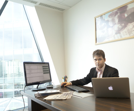Business portrét Jaroslav M.