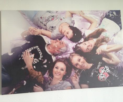 fotoobraz real rodina a deti
