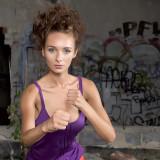modelka fashion sport
