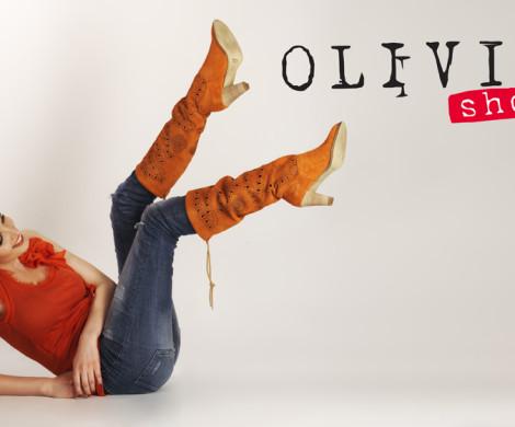 olivia shoes reklama produkt