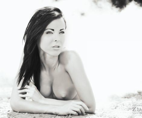 fine art nude akty modelka