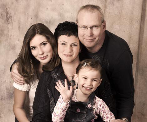 fotoobraz rodina a deti