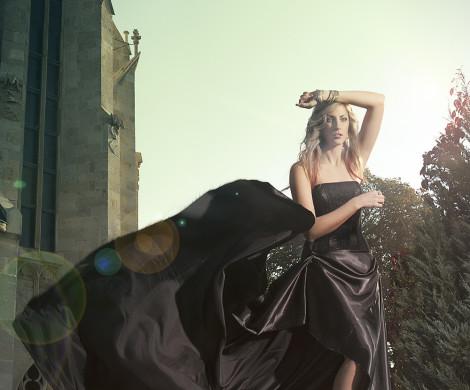 modelka fashion