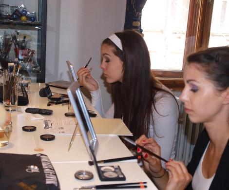 Make-UP pre Teba