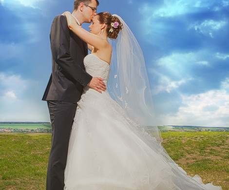 svadba, vizaz a hairstyling p&ps
