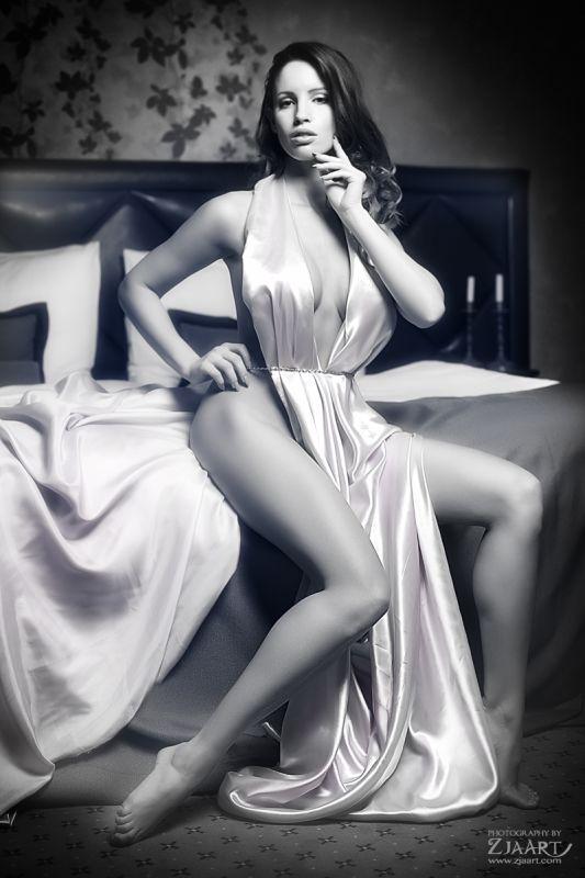 modelka glamour