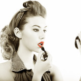PIN-UP Shooting