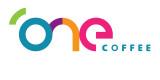 one coffee logo