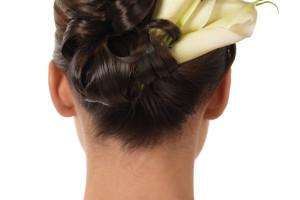 svadba hairstyling