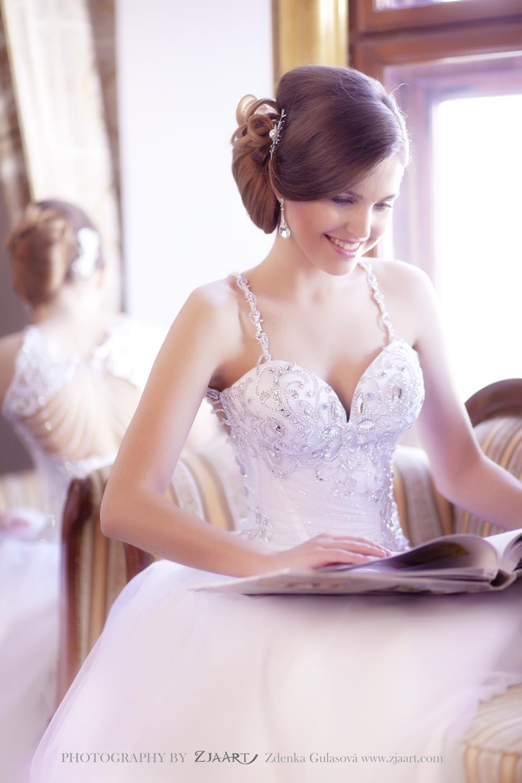 svadba handmade album modelka